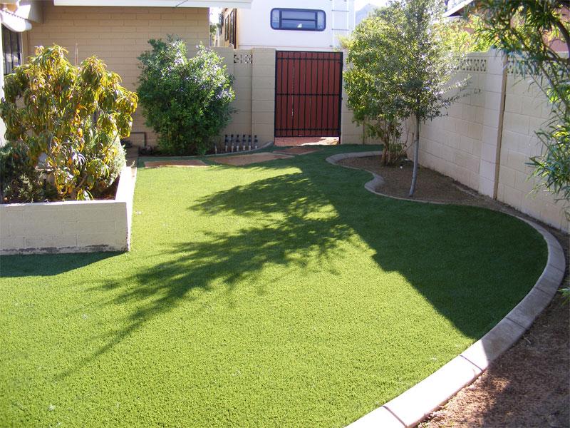 garden artificial grss