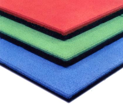 Gym EPDM Rubber Tile