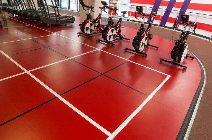 PU Seamless Flooring