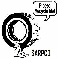 Sarpco Recycled Rubber