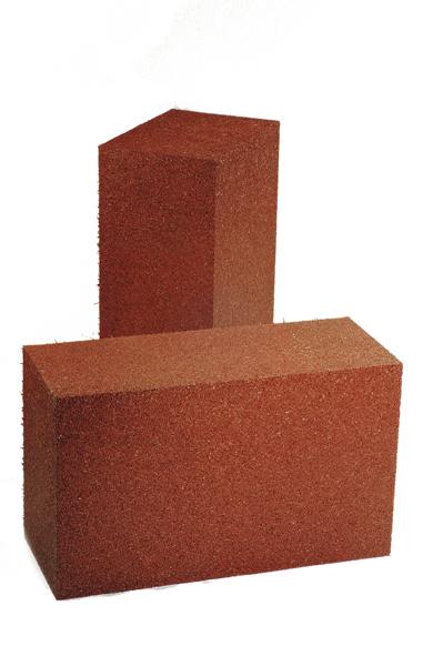 Ballistic Rubber Range Blocks