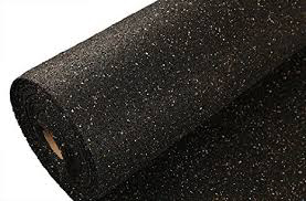 Rubber Underlayment Rolls